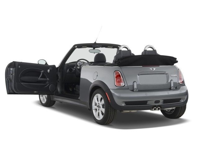 2008 Mini Cooper Convertible Review Ratings Specs Prices And Photos The Car Connection
