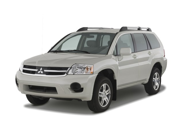 2008 mitsubishi endeavor review ratings specs prices. Black Bedroom Furniture Sets. Home Design Ideas