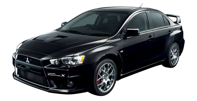 No 2009 model year for Mitsubishi Lancer Evolution X