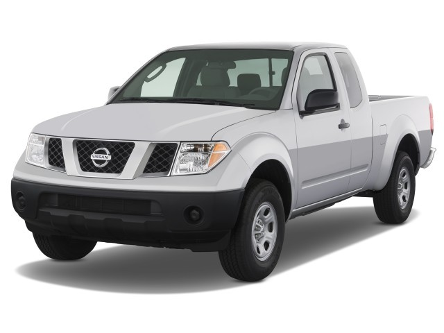 2008 nissan frontier review ratings specs prices and. Black Bedroom Furniture Sets. Home Design Ideas