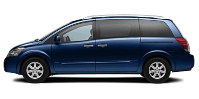 2008 Nissan Quest SL