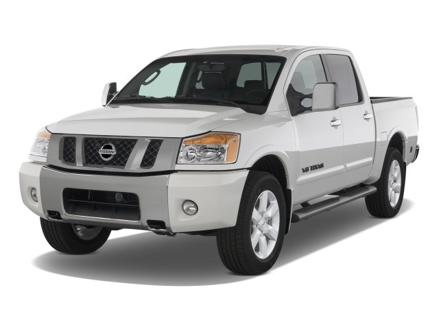 2008 nissan titan review ratings specs prices and photos the car connection. Black Bedroom Furniture Sets. Home Design Ideas
