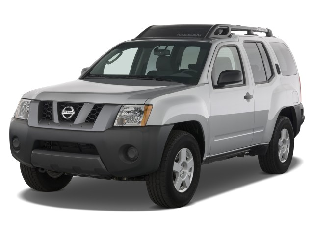 2008 Nissan Xterra Review Ratings Specs Prices And