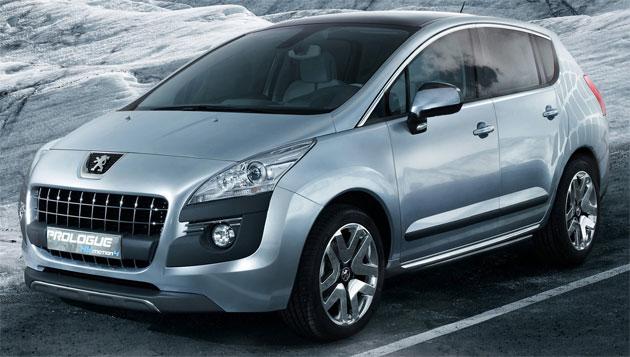 psa peugeot citroen planning 2011 launch for first diesel hybrid. Black Bedroom Furniture Sets. Home Design Ideas