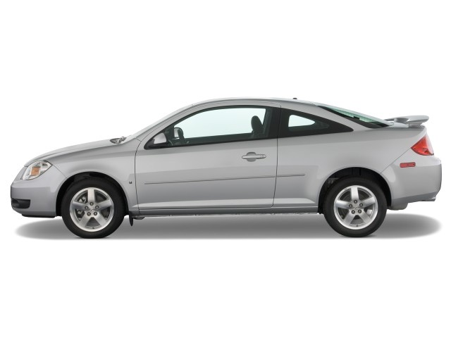 BMW Dealerships In Georgia >> Image: 2008 Pontiac G5 2-door Coupe Side Exterior View ...