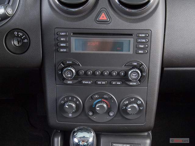 Image: 2008 Pontiac G6 2-door Coupe GT Instrument Panel, size: 640 x 480, type: gif, posted on ...