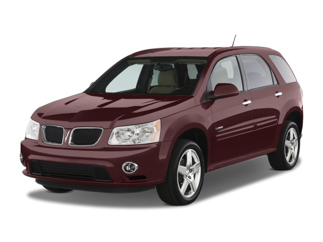 2008 Pontiac Torrent Review Ratings Specs Prices And