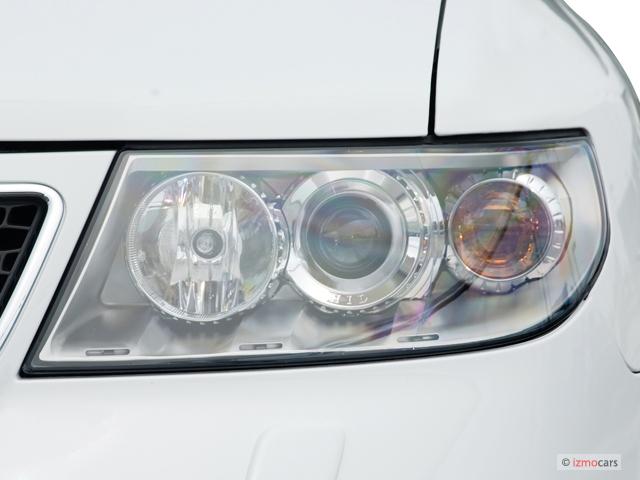Image: 2008 Saab 9-7X AWD 4-door 5.3i Headlight, size: 640 x 480, type: gif, posted on: December ...