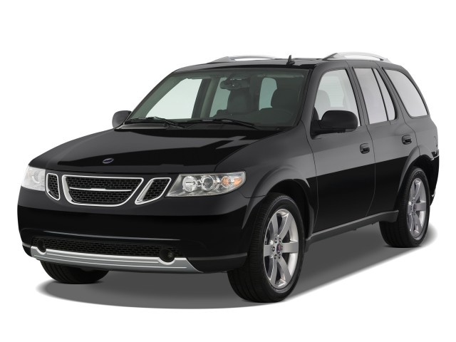 2008 Saab 9 7x Review Ratings Specs Prices And Photos