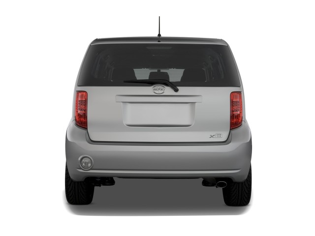 2008 Scion xB 5dr Wagon Auto (Natl) Rear Exterior View
