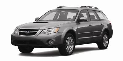 2008 Subaru Legacy Outback