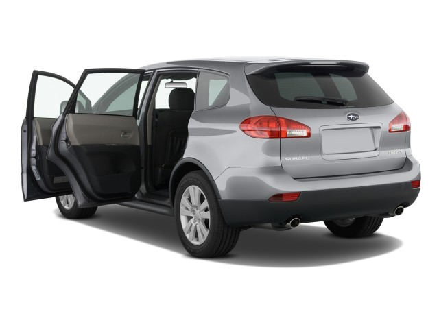 2008 Subaru Tribeca 4-door 5-Pass Open Doors
