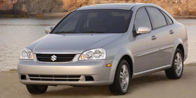 New And Used Suzuki Forenza Prices Photos Reviews Specs The Car Connection