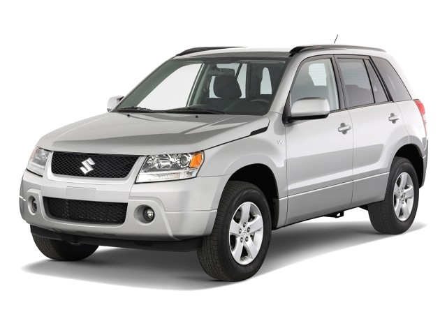 2008 Suzuki Grand Vitara 4WD 4-door Auto XSport w/Snrf Angular Front Exterior View