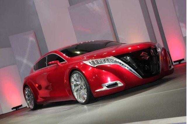 Suzuki Planning Hybrid Kizashi For 2011