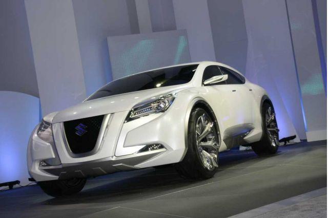 Suzuki Looks To Add Midsize Hybrid Vehicle Expanding Outside Of