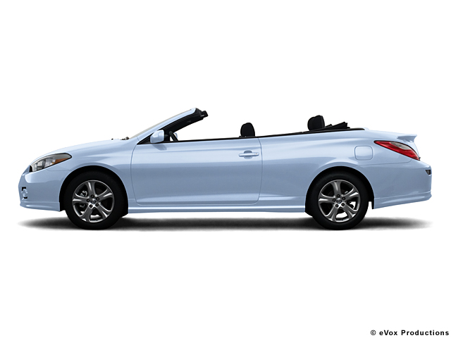 Toyota Camry Solara Sticking Around