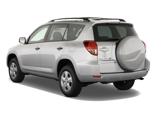 image 2008 toyota rav4 fwd 4 door 4 cyl 4 spd at natl angular rear exterior view size 640 x. Black Bedroom Furniture Sets. Home Design Ideas