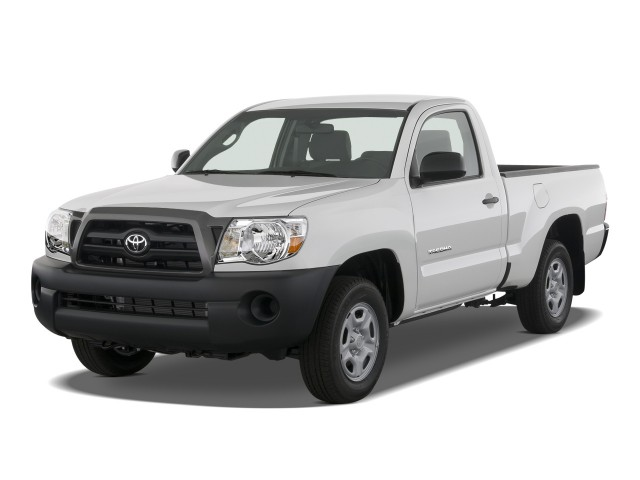 2008 toyota tacoma review ratings specs prices and. Black Bedroom Furniture Sets. Home Design Ideas