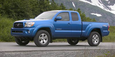 2008 Toyota Tacoma Review Ratings Specs Prices And Photos The Car Connection