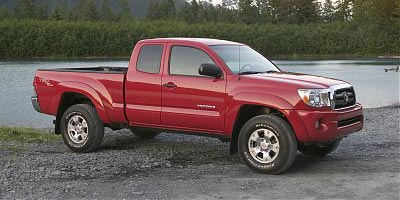 2005-2008 Toyota Tacoma Could Have Frame Rust, May Get Free Fix