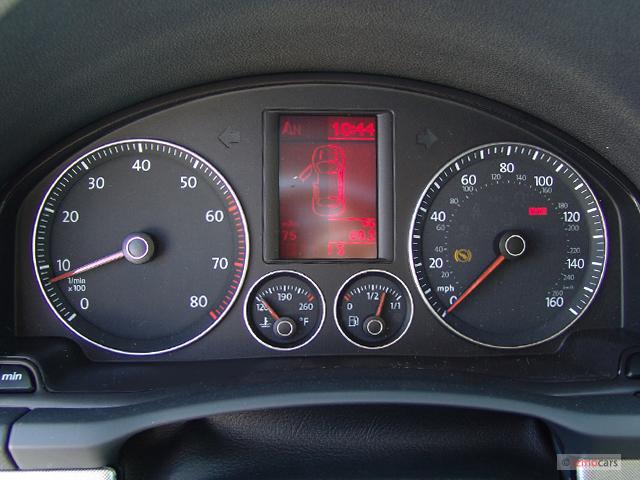 Image: 2008 Volkswagen Jetta Sedan 4-door Auto SE ...