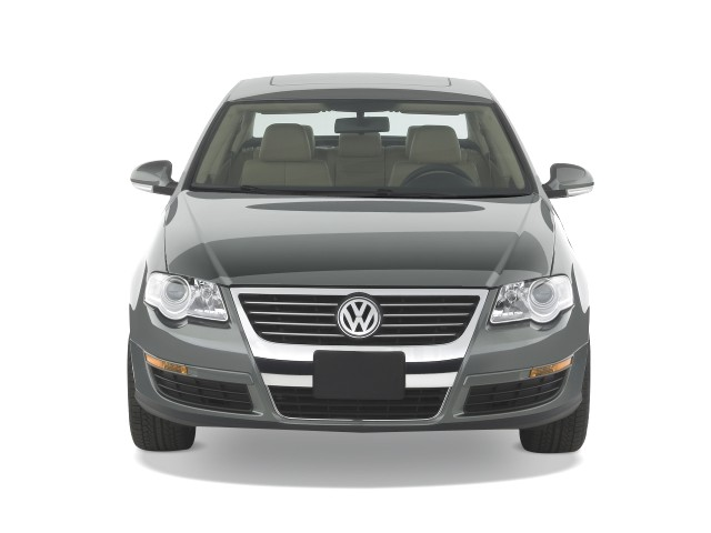 2008 Volkswagen Passat Sedan (VW) Review, Ratings, Specs, Prices, and Photos - The Car Connection