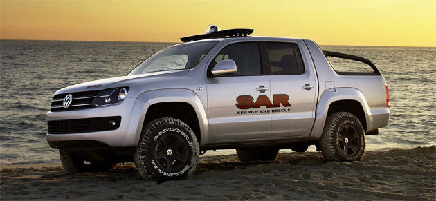Latest concept tipped to become new Robust pickup truck