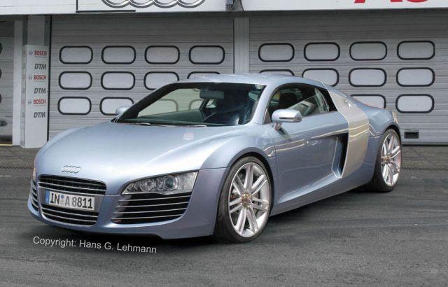 2008 Audi R9