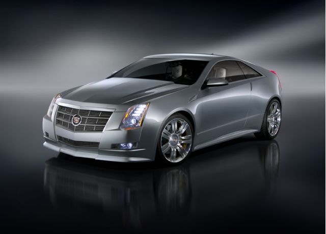 2008 Cadillac CT Coupe Concept