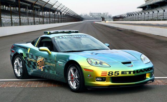 2008 Chevrolet Corvette Z06 E85 Concept