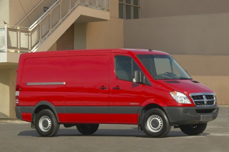 Locate Dodge Sprinter Listings Near You