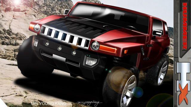 2008 HUMMER HX Concept (Kang)