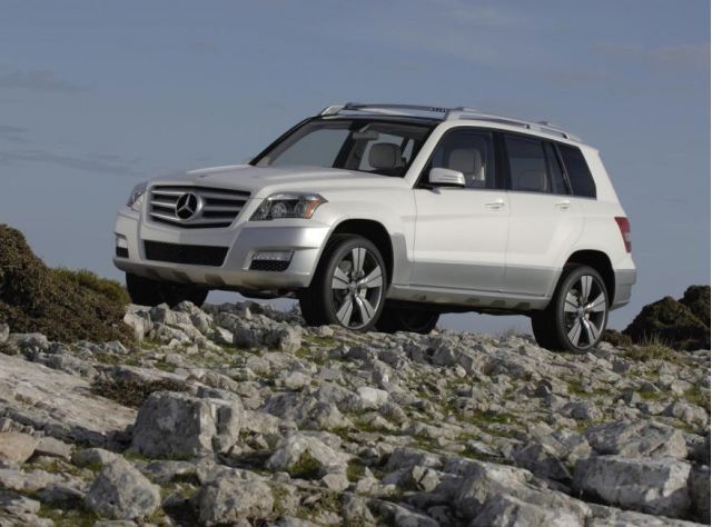 2008 Mercedes-Benz Vision GLK Freeside Concept