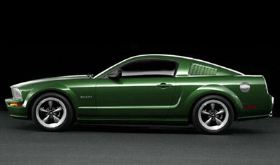 2008 Bullitt Mustang Specs and Information Leaked