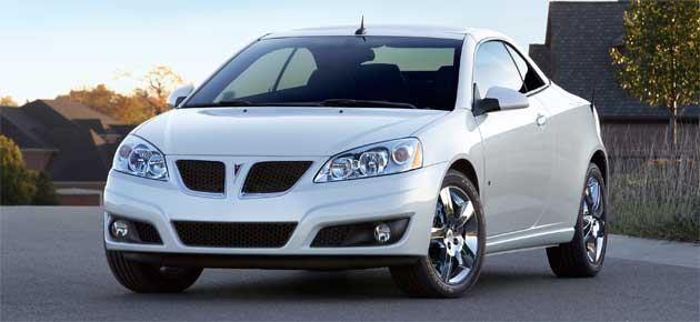 GM's 2009.5 model updates give the Pontiac G6 new life with a few subtle changes