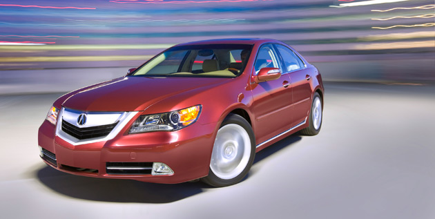 Report: Acura V8 won't arrive until 2015