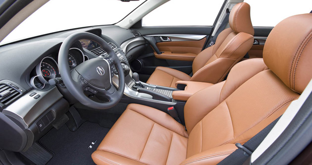 The Award For The Best Interior In A Premium Priced Car Was Given To The  Acura