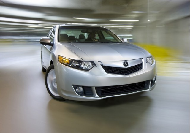 Early Look At Next Generation Honda Accord Euro Acura Tsx