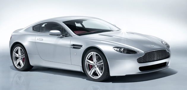 Owners of the original 4.3L V8 Vantage can opt for a 20hp (15kW) power upgrade and a handling Sports Pack
