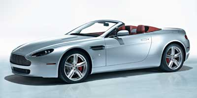 2009 Aston Martin Vantage Review Ratings Specs Prices And Photos