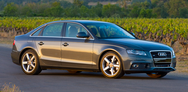 The CARS (cash for clunkers) program is still in action, and Audi wants a piece of the pie