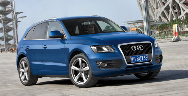 Audi Reveals Pricing For USspec Q Starts At - Audi q5 models