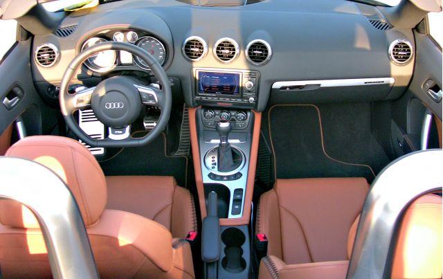 2009 Audi TTS Roadster
