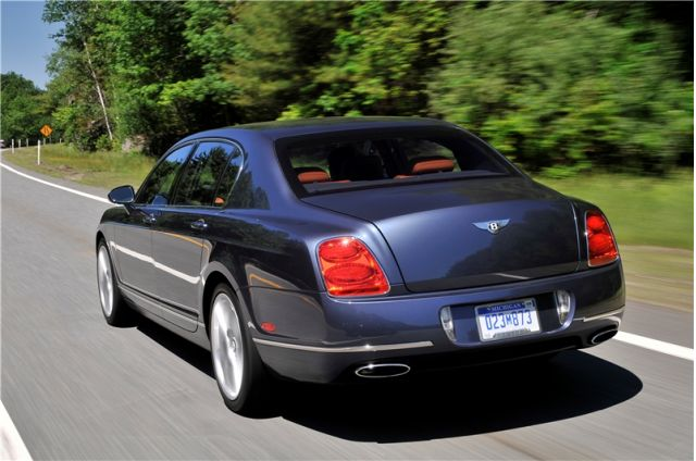 2009 Bentley Flying Spur Speed