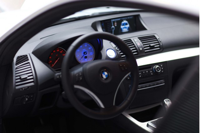 I Want One! BMW ActiveE Electric Concept Is a Car I Can Get Behind