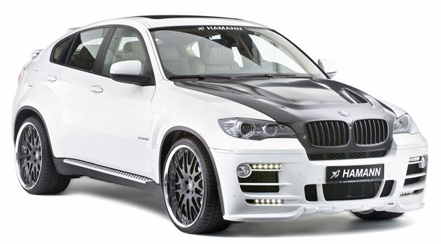 Hamann Boosts Performance Of Bmw S X6 Range