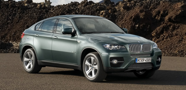 New M Sport Package For Bmw X6 Will Come With Power Upgrades