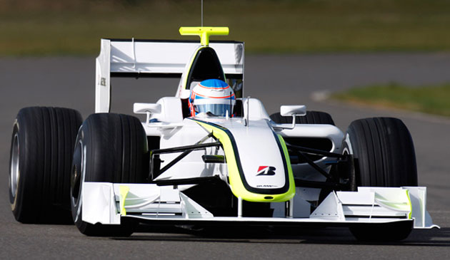 "British billionaire Sir Richard Branson said it's ""certainly possible"" Brawn GP may be renamed Virgin GP"