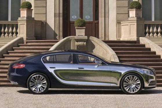 2009 Bugatti Galibier 16C Concept